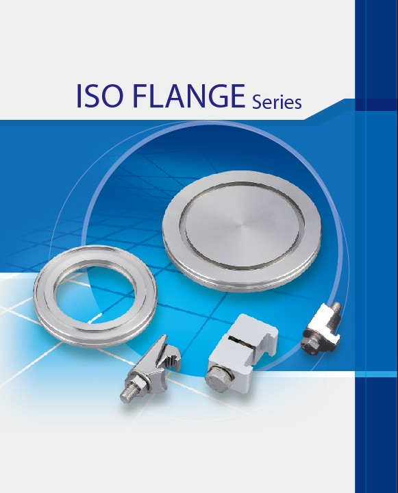 ISO Flange Series and vacuum component supplier for processing