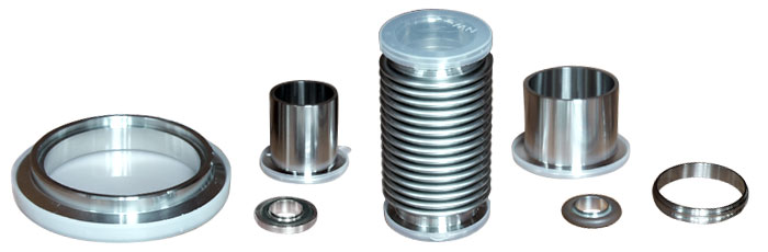 Semiconductor Stainless Steel Vacuum Component
