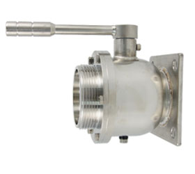 stainless steel wine valve